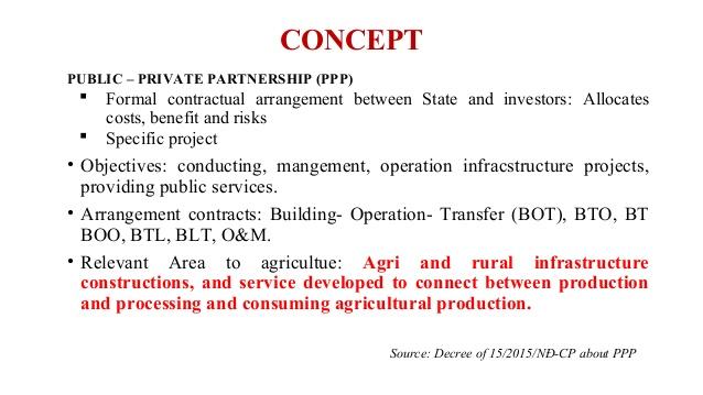 Public Private Partnership in Vietnam2